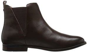 206 Collective Women's Ballard Chelsea Ankle Boot, Chocolate Brown, 8 B US - Shoes Direct
