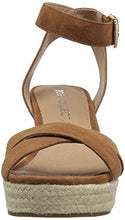 206 Collective Women's Campbell Dress High Espadrille Wedge Sandal - Shoes Direct