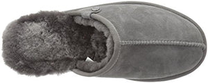 206 Collective Men's Union Shearling Slide Slipper Shoe - Shoes Direct