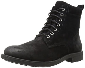206 Collective Men's Denny Lace-up Motorcycle Boot - Shoes Direct