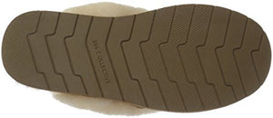 206 Collective Women's Roosevelt Shearling Slide Slipper - Shoes Direct