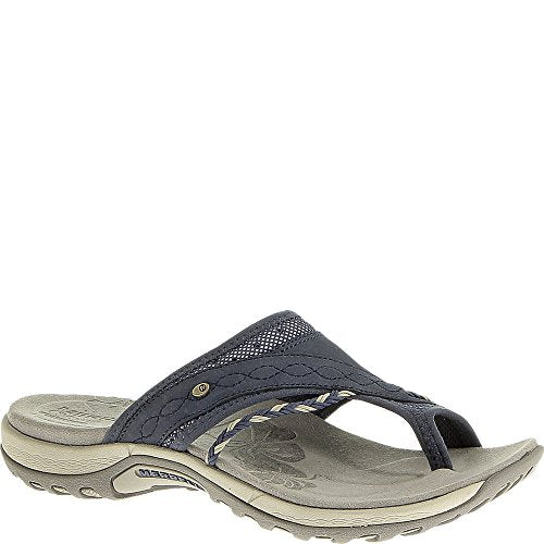 Merrell Women's Hollyleaf Sandal Bering Sea - Shoes Direct