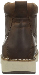206 Collective Men's Pioneer Moc-Toe Lace-up Boot - Shoes Direct