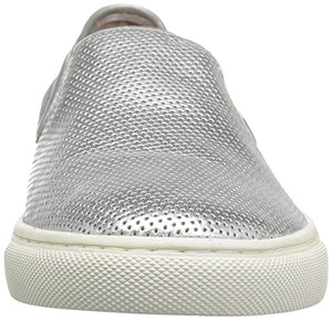 206 Collective Women's Cooper Perforated Slip-on Fashion Sneaker - Shoes Direct