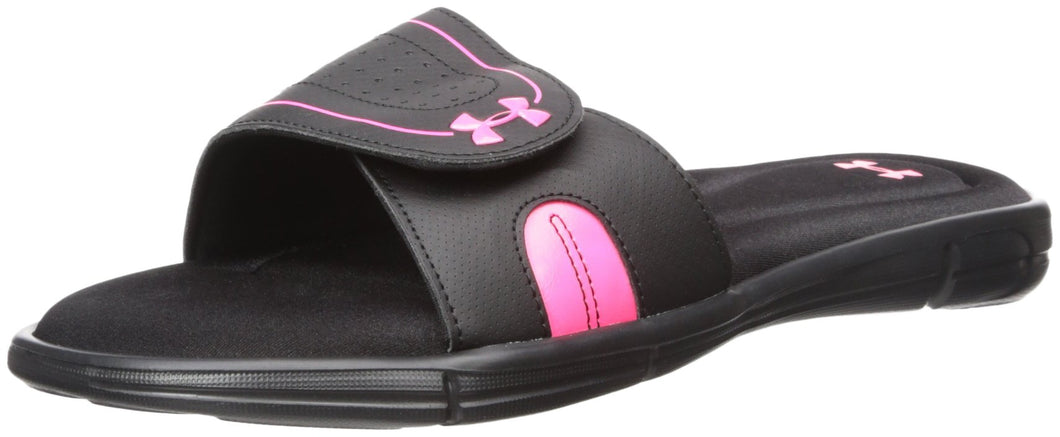 Under Armour Women's Ignite VIII Slide Sandal - Shoes Direct