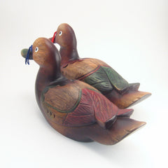 Korean Wedding Ducks - Deluxe Large 9""