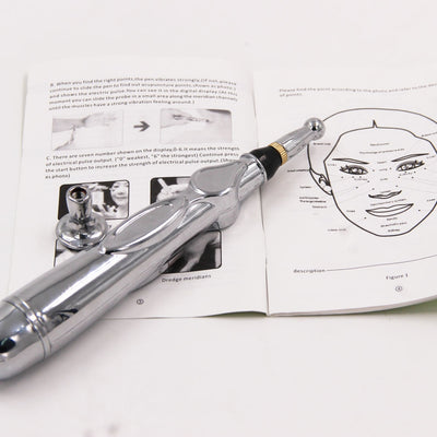 DIY Acupuncture Magnet Therapy Pen