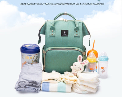 All-in-one Mommy Diaper Bag