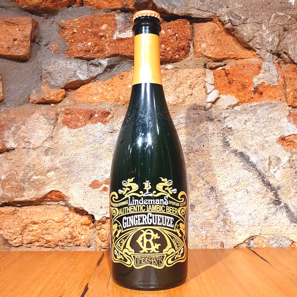 Lindemans, Ginger Gueze, 750ml