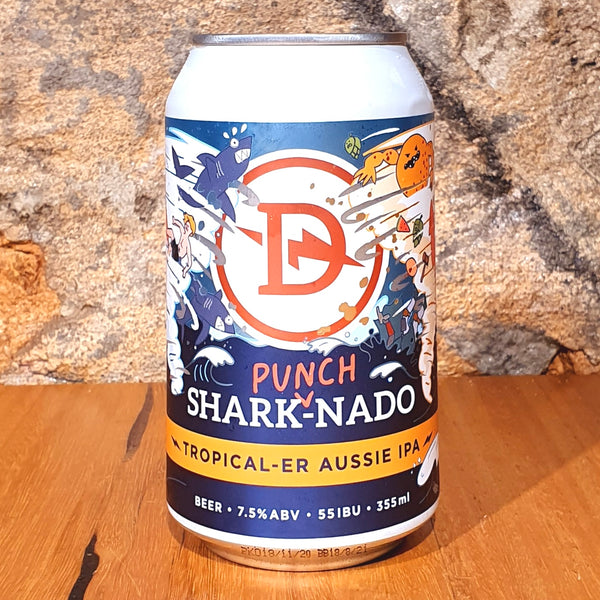 Dainton Brewery, Shark-Nado Tropical-er Aussie IPA, 355ml