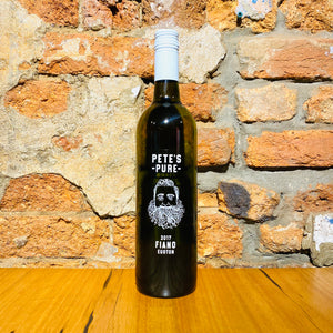 Pete's Pure, Fiano '17, 750ml
