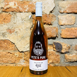 Pete's Pure, Rose '18, 750ml