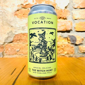 Vocation, Witch Hunt Limited Release, 440ml