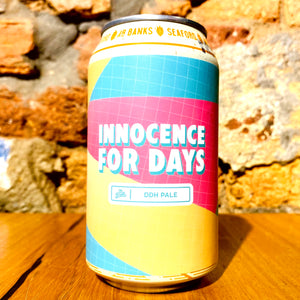 Mr Banks Brewing Co., Innocence For Days, 355ml