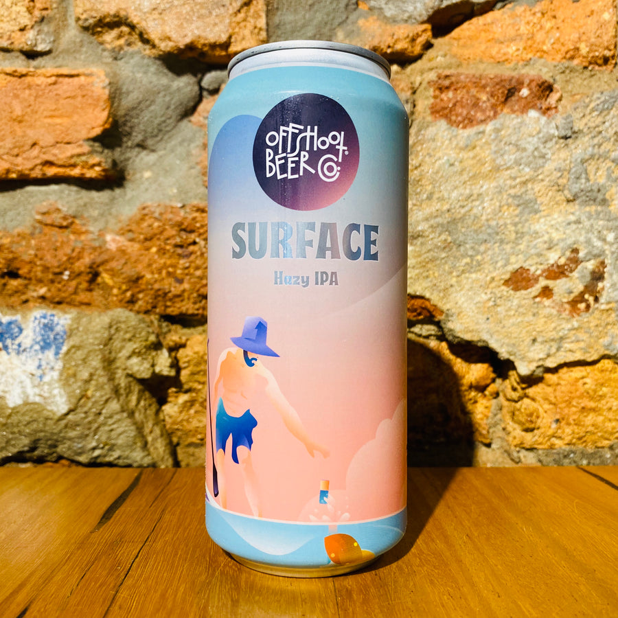 Offshoot Beer Co., Surface 'Small Batch', 473ml