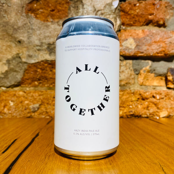 Brick Lane Brewing, All Together Hazy IPA, 375ml