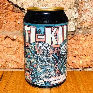 Cervisiam, TI-KILLERS!, 330ml