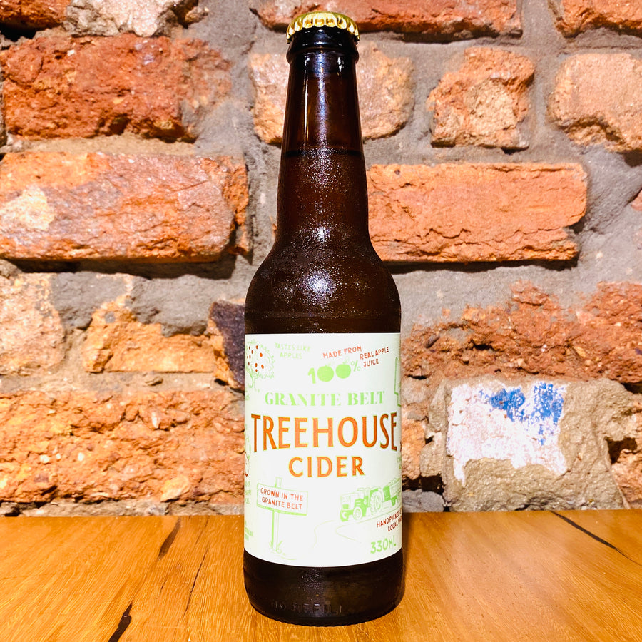 Granite Belt Cider Co., Treehouse Cider, 330ml