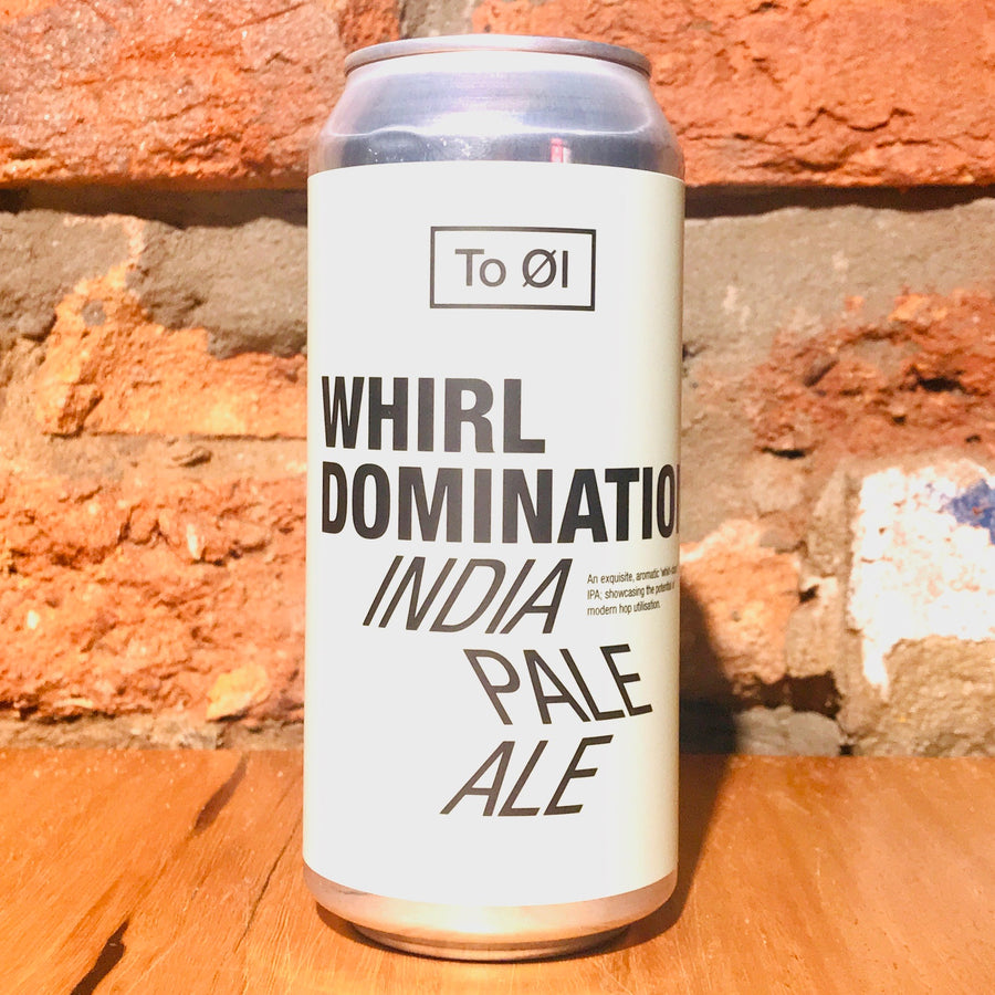 To OL, Whirl Domination, 440ml