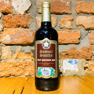 Samuel Smith's, Nut Brown Ale, 500ml