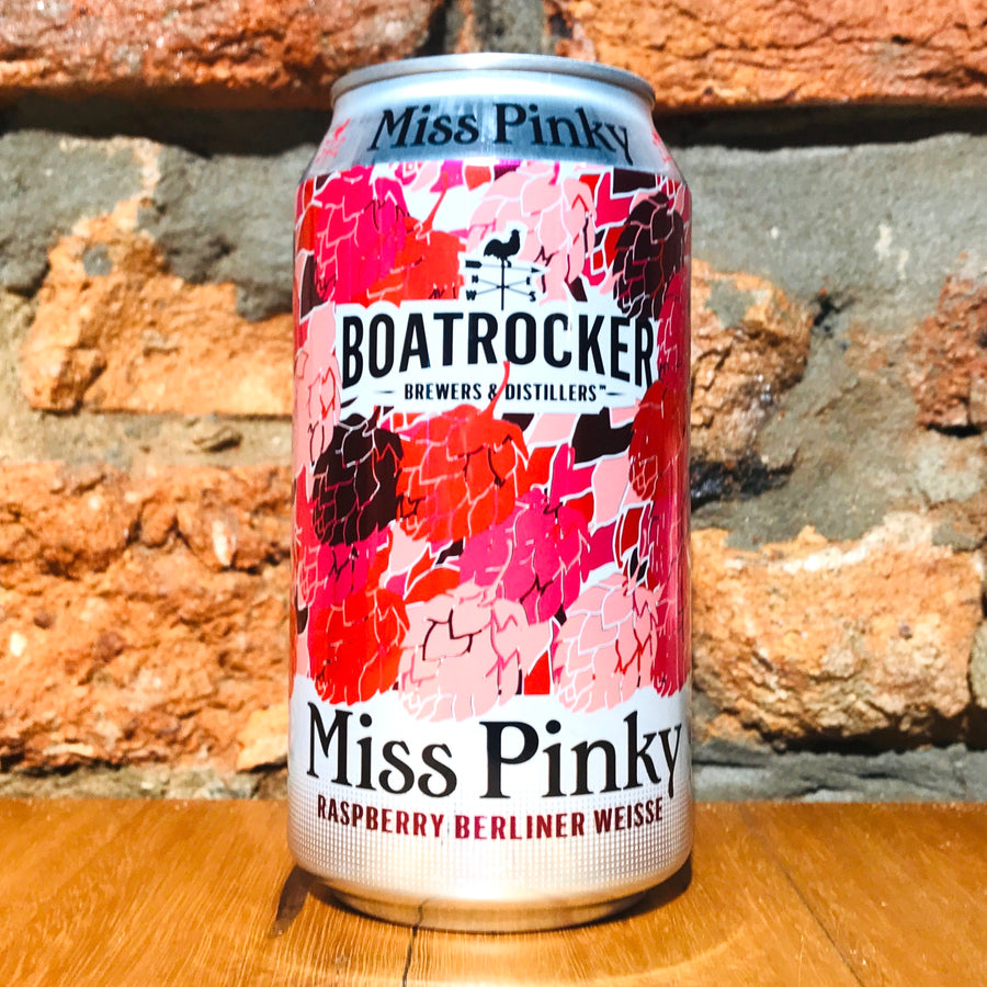 Boatrocker, Miss Pinky, 375ml