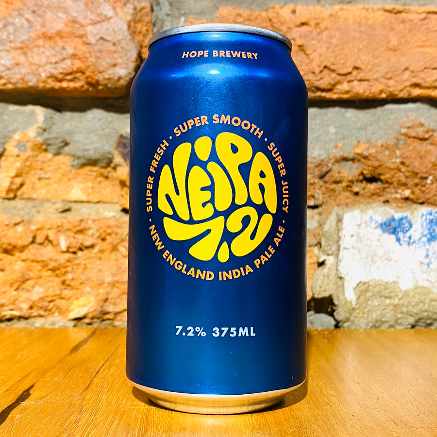 Hope Brewery, NEIPA 7.2, 375ml