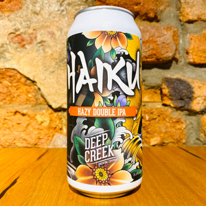 Deep Creek, Haiku Hazy, 500ml