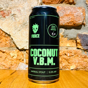 Fierce Beer, Coconut V.B.M., 440ml