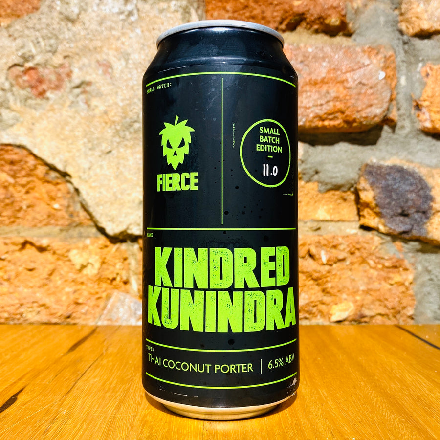 Fierce Beer, Kindred Kunindra, 440ml