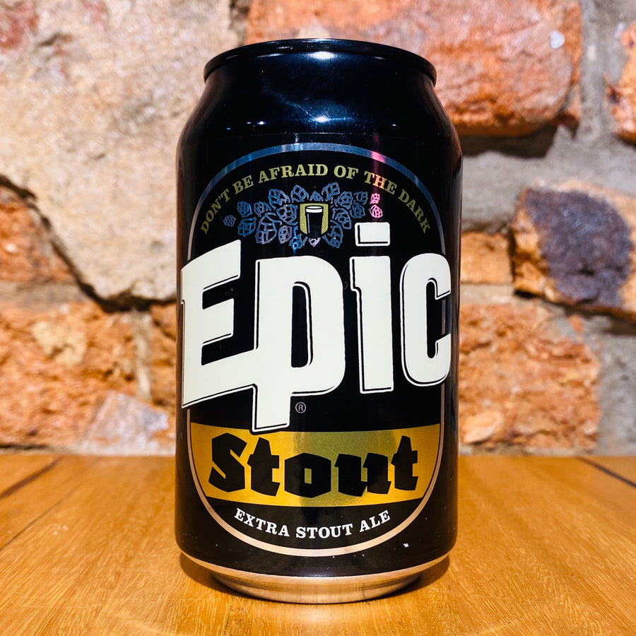 Epic Brewing, Stout, 330ml