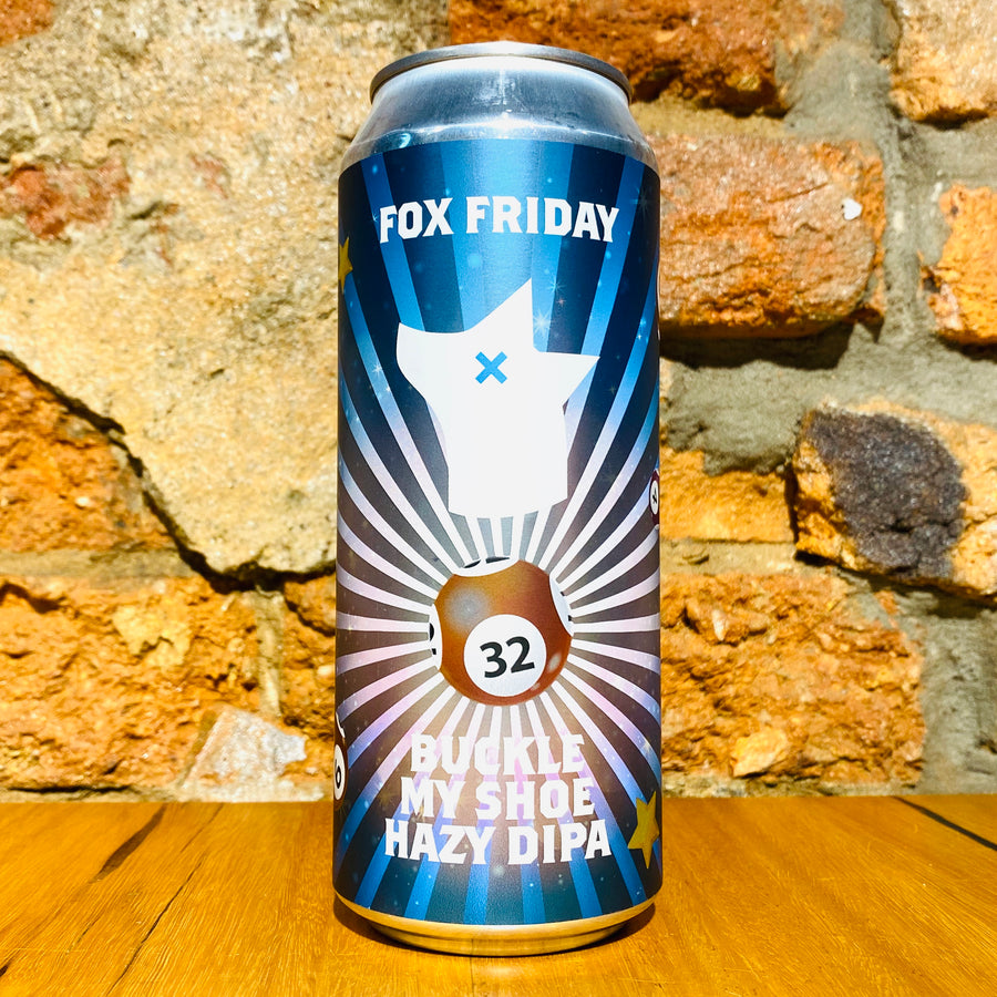 Fox Friday, Buckle My Shoe, 500ml