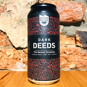 Dark Deeds, The Second Horseman, 440ml