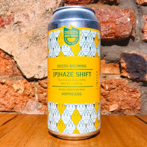 Quiet Deeds, [P]Haze Shift - Hopheads Collaboration, 440ml