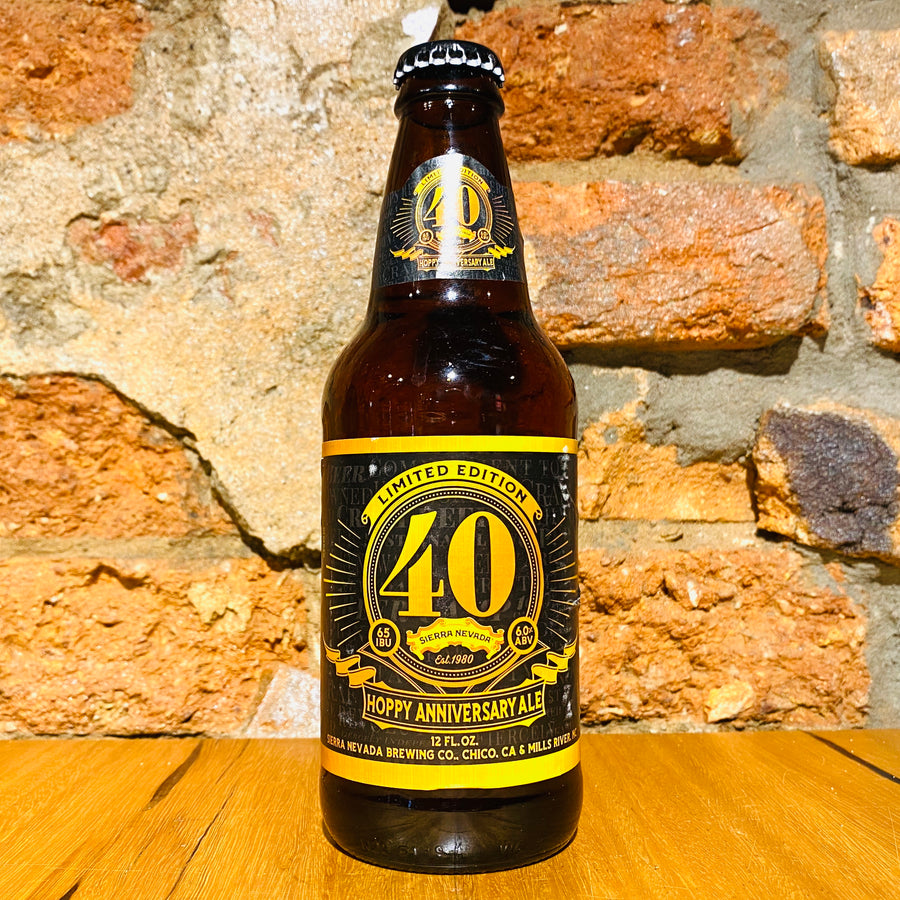 Sierra Nevada, 40 Year Hoppy Anniversary, 355ml