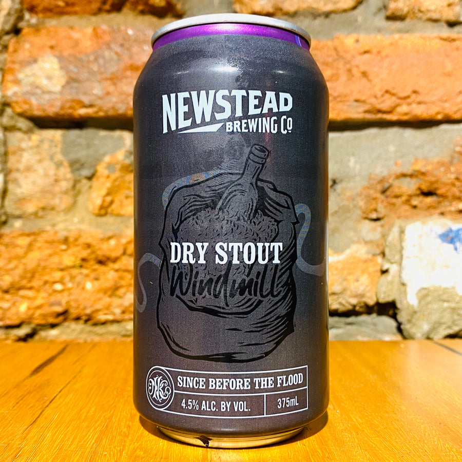 Newstead, Windmill Dry Stout, 375ml