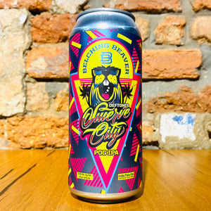 Belching Beaver Swerve City IPA, 473ml