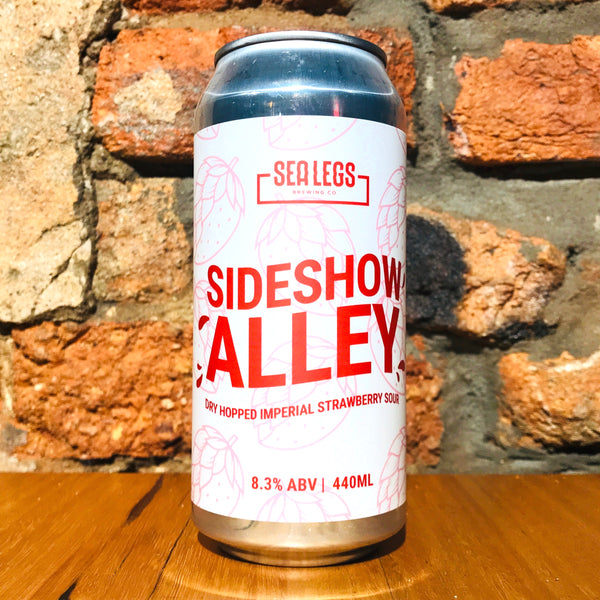 Sea Legs, Sideshow Alley, 440ml