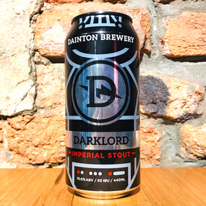 Dainton, Darklord Imperial Stout, 440ml