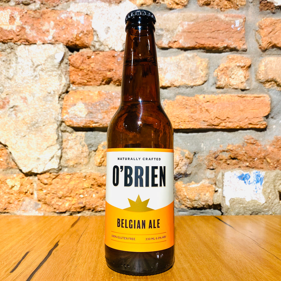 O'Brien, Belgium Ale, 330ml
