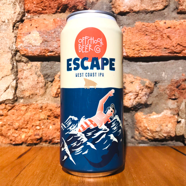 Offshoot Beer, Escape, 473ml