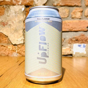 UpFlow Brewing, Wheat Beer, 355ml
