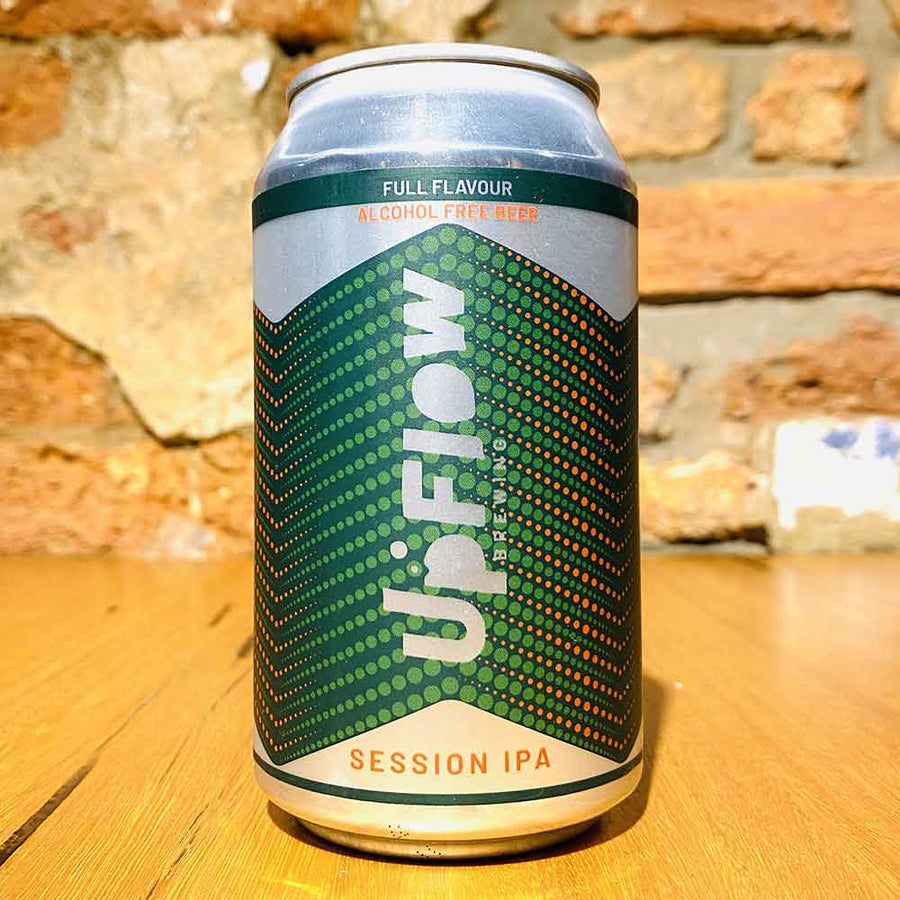 UpFlow Brewing, Session IPA, 355ml
