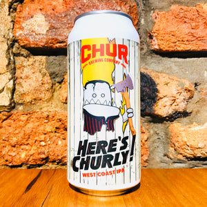 Chur, Here's Churly, 440ml