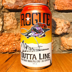 Rogue, Outta Line, 355ml