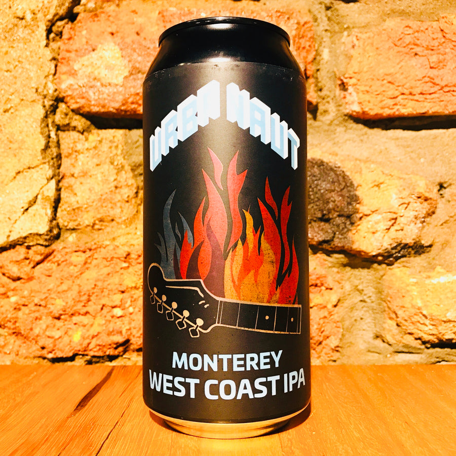 Urbanaut Brewing Co., Monterey IPA, 440ml
