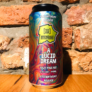 Brendale Brewing, A Lucid Dream, 440ml