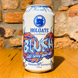 Holgate Brewhouse, BLUSH Wild Berry Sour Ale, 375ml