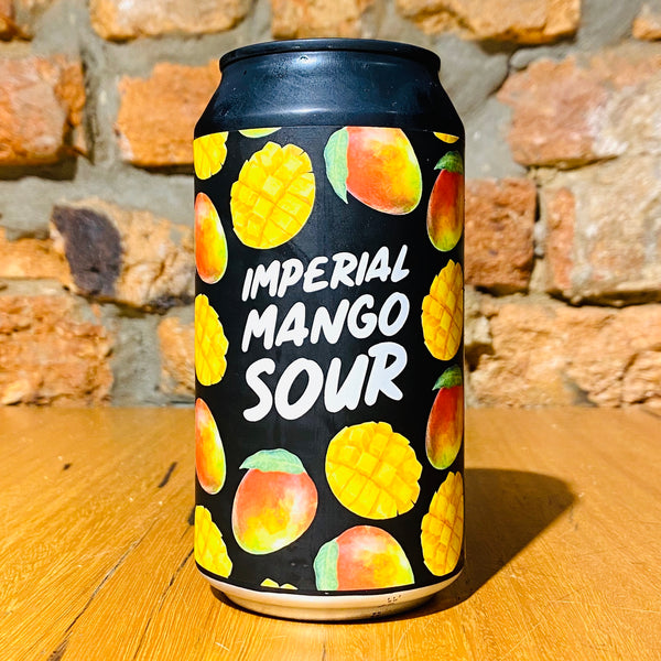 Hope Brewery, Imperial Mango Sour, 375ml