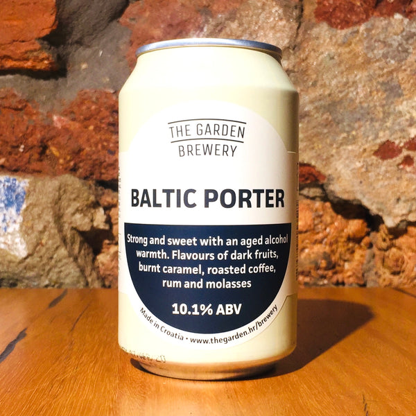 The Garden Brewery, Baltic Porter, 330ml