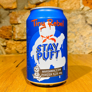 Tiny Rebel, Stay Puft, 330ml